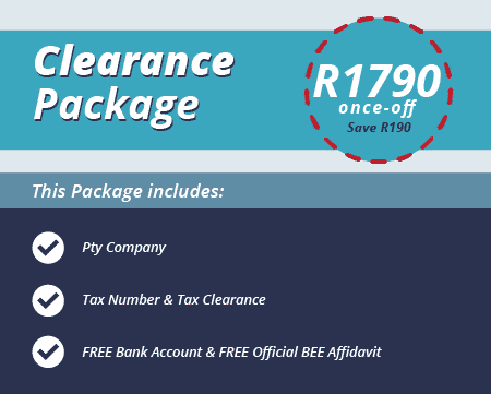Company Registration Clearance Package