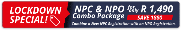 NPC and NPO Package Specials