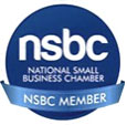 We are a member of the National Small Business Chamber